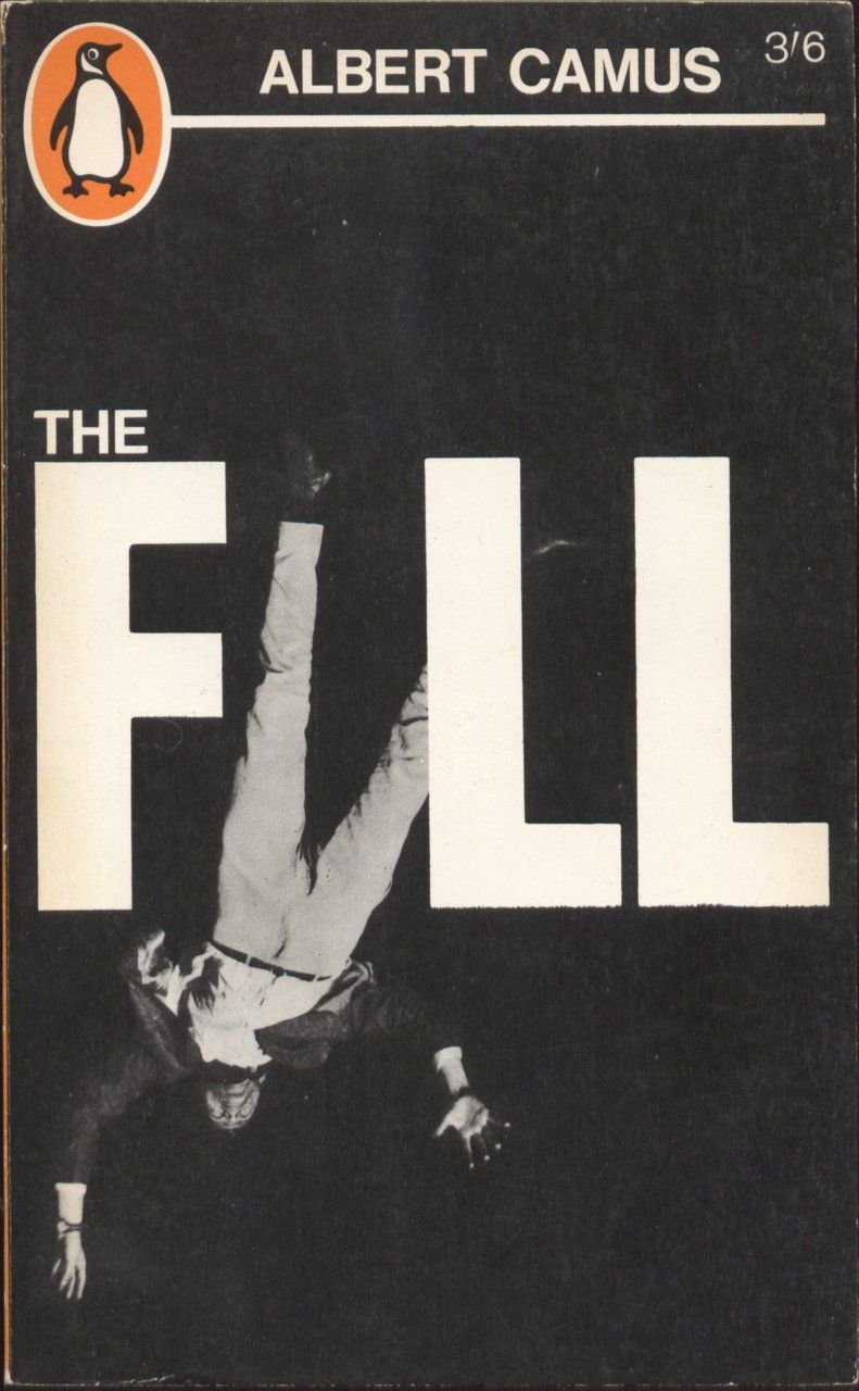 Book cover albert camus the fall penguin edition 1963 penguin books fandeluxe Images
