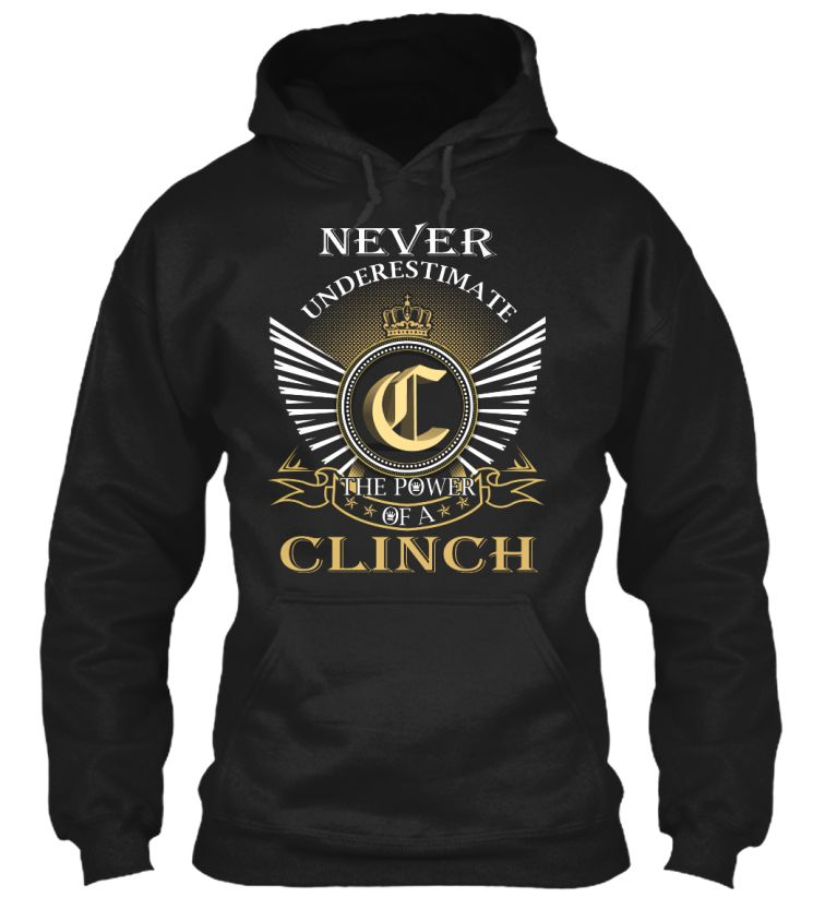 CLINCH - Never Underestimate #Clinch