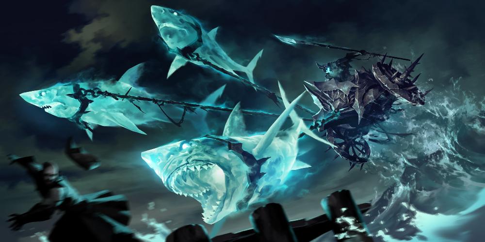 Legends Of Runeterra Splash Art Creature Concept Art Art Art Album