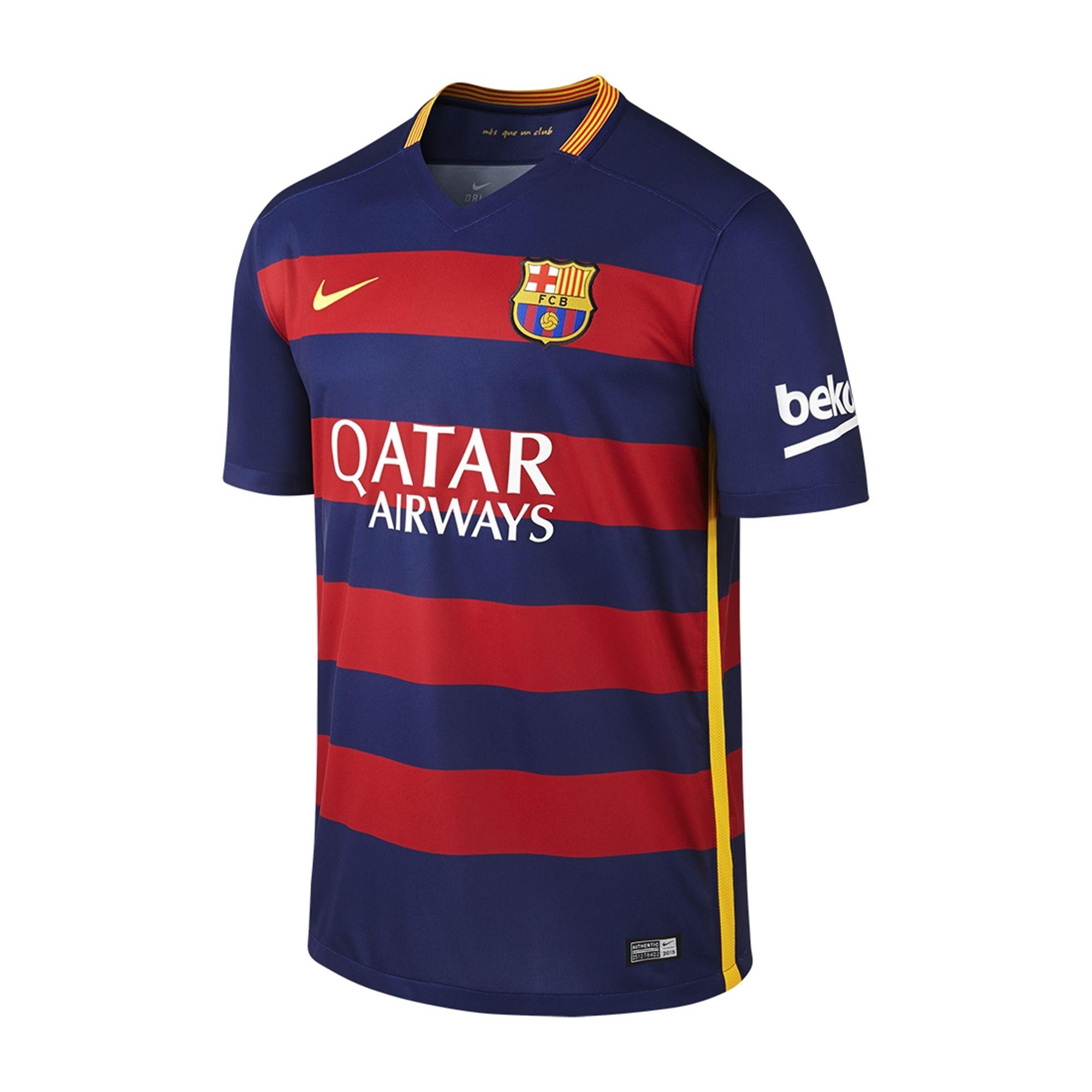 Aprovecha el código descuento Barcelona FC para comprar productos oficiales de la marca.  #BarcelonaFC #deporte #fútbol #tienda #oficial #camiseta