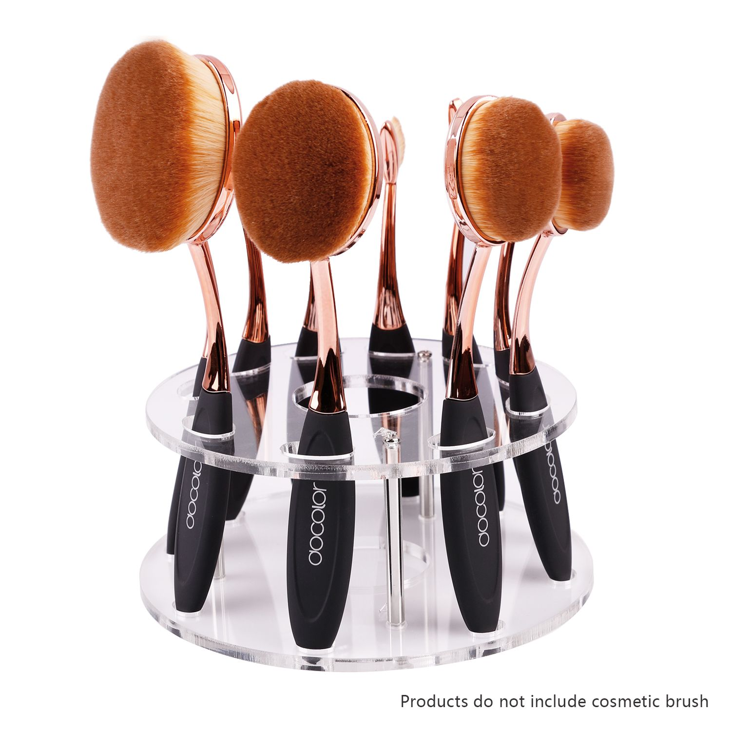 Pin by Aimee on Amazon Beauty. Oval brush set, Makeup