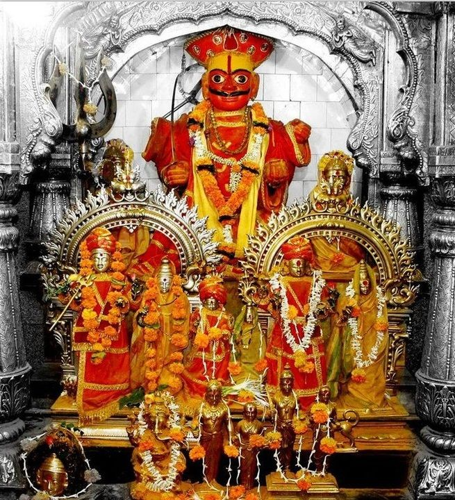 Champa Shasthi Champa Shasthi Is A Festival Observed On The Sixth Day During The Waxing Phase Of Moon In The Margasheersh Jejuri Hindu Deities Hindu Gods
