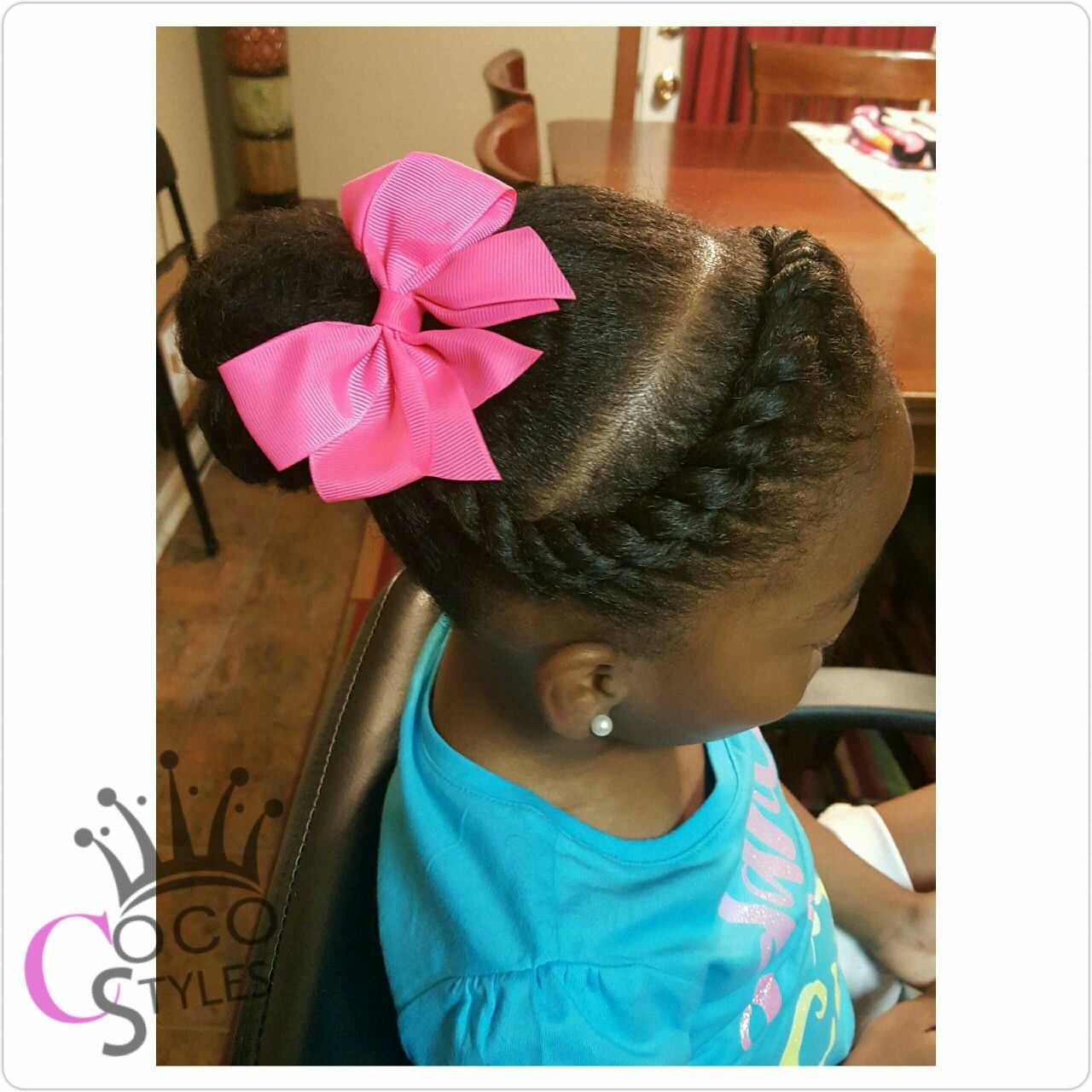 Simple protective style hair tips u hair care pinterest