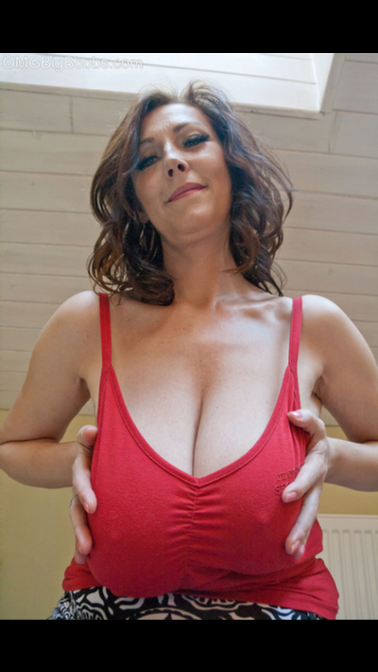 Busty mexican mature