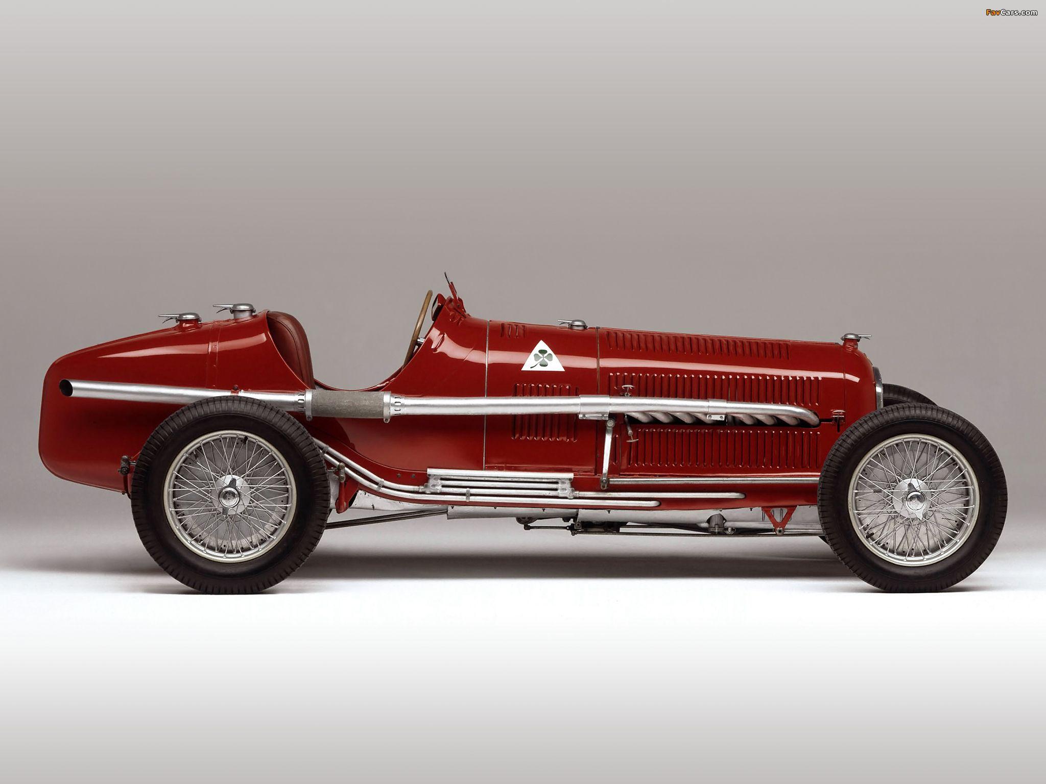 of Alfa Romeo Tipo B P3 1932–1935 2048 x 1536
