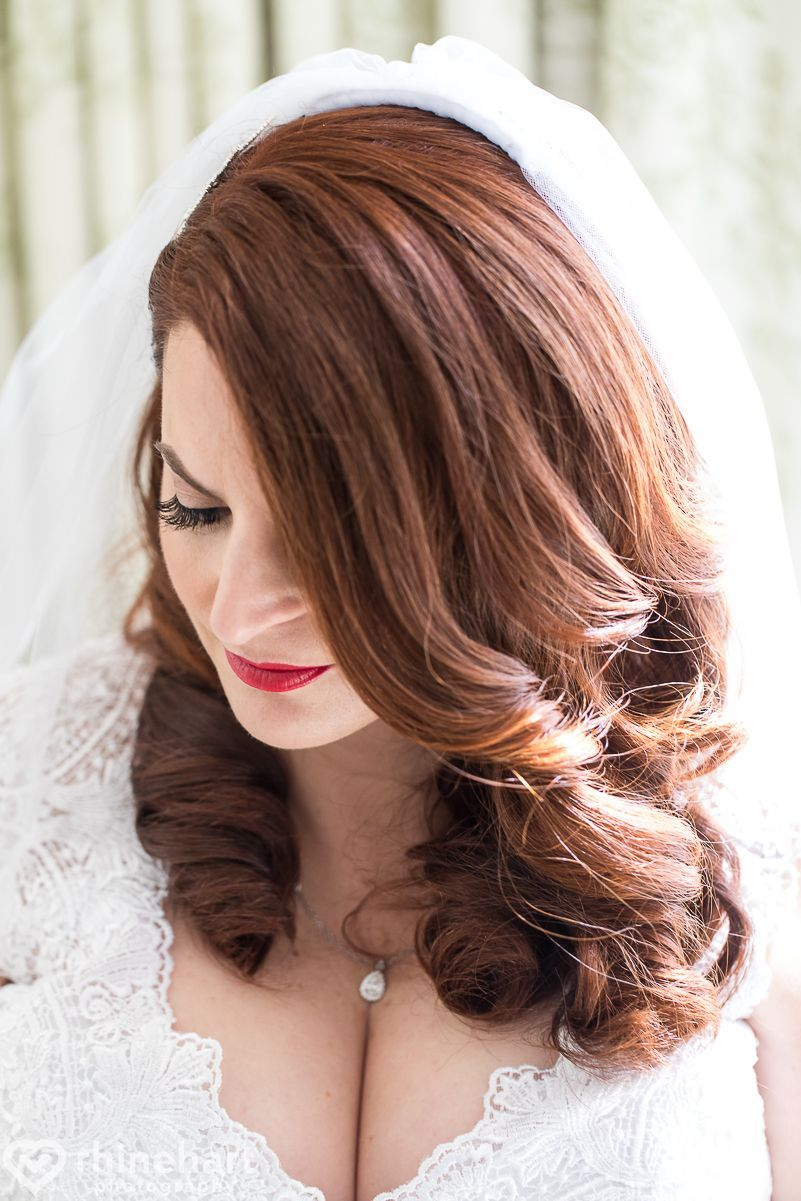 Wedding hairstyles simple vintage hollywood glam sexy sophisticated