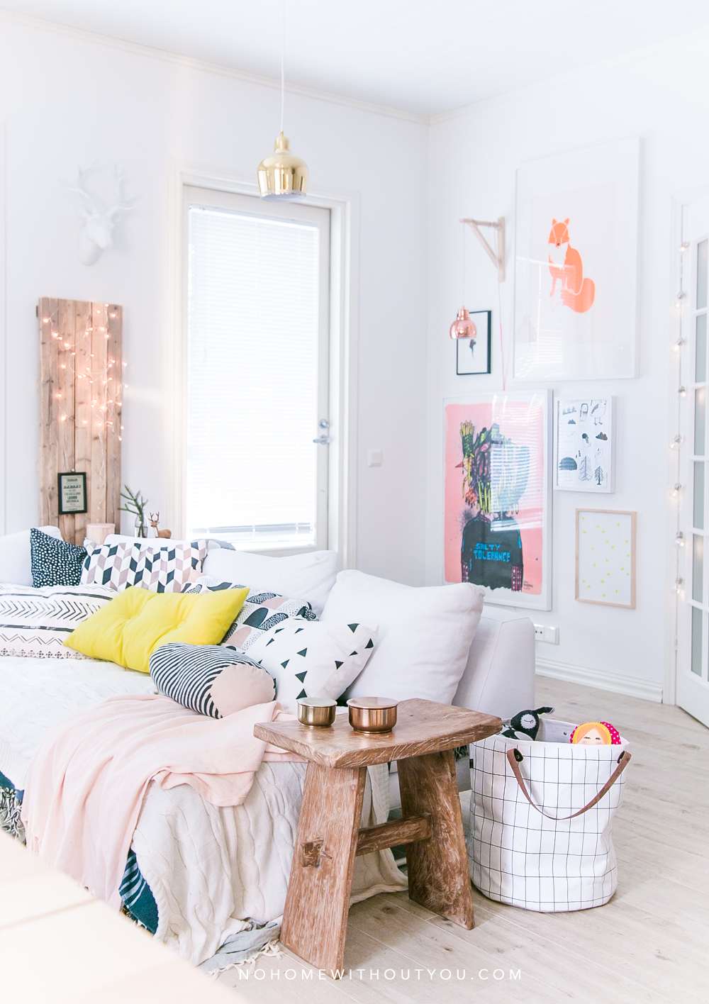 Uns zu hause innenarchitektur egy finn blogger mesés otthona  sajat otthon projekt  pinterest