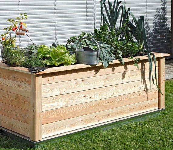 Hochbeet Anlegen Tipps Und Ratgeber Zum Hochbeet Obi Hochbeet Hochbeet Holz Gartenabfall
