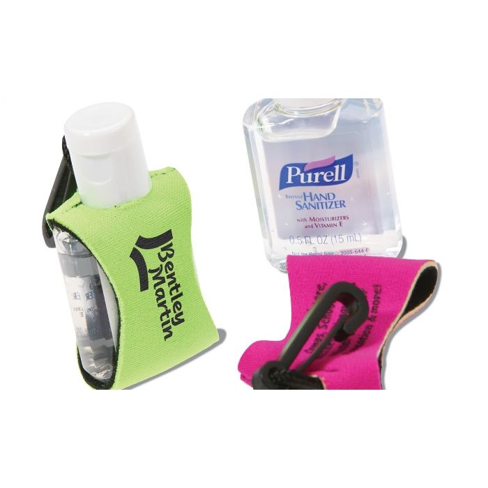 Hand Sanitizer With Gripper And Clip Teacher Appreciation Gifts