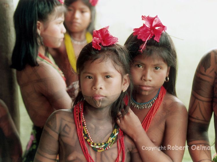 Opinion you Panama indian tribes girl