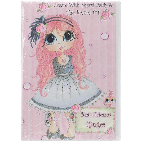 My-Besties Crafting CD - Best Friends Ginger