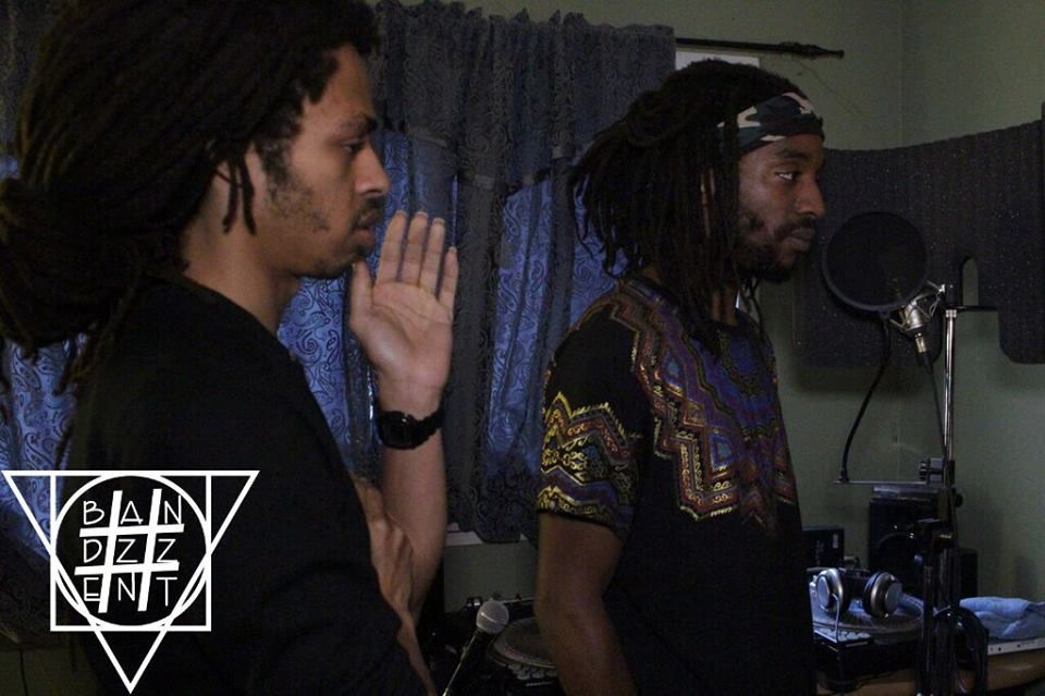 Lord Akuna x Rebel Rivers in the booth