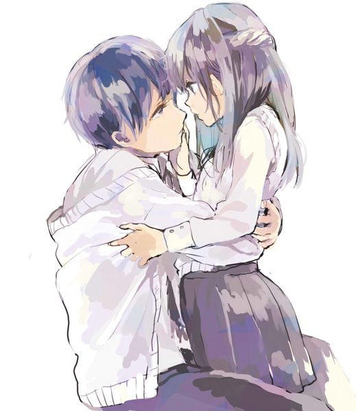 Cute anime couples anime couple pinterest anime cute anime couples thecheapjerseys Image collections
