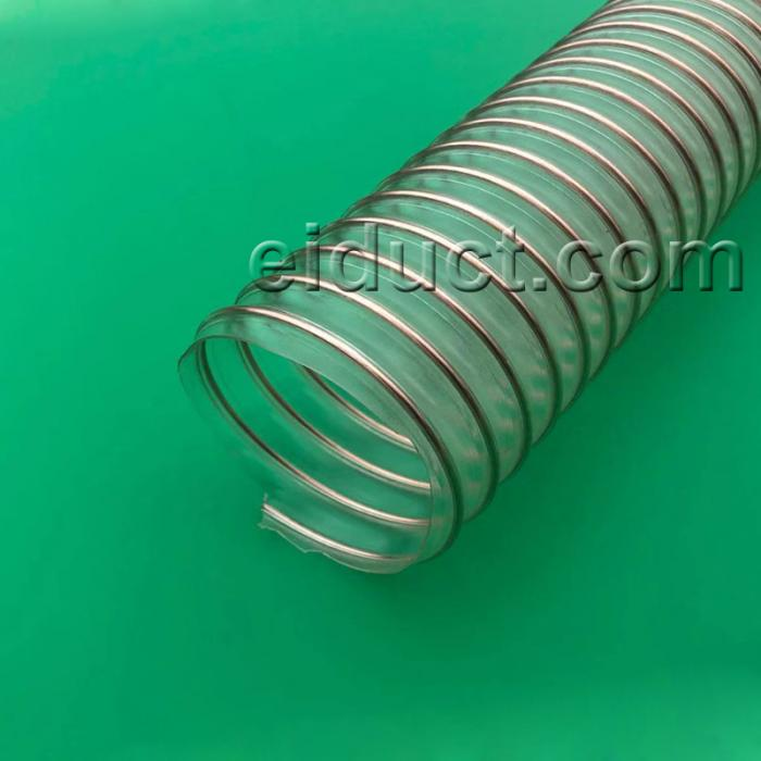 PU Ducting in 2020 Flex hose, Spring steel, Flexible duct