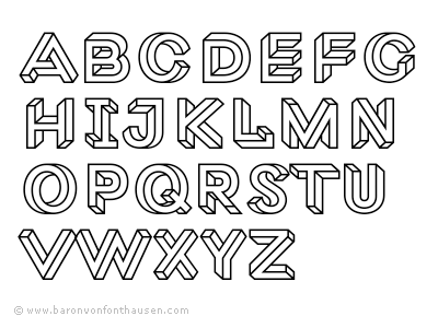 Macula ABC | letters | Lettering design, Hand lettering