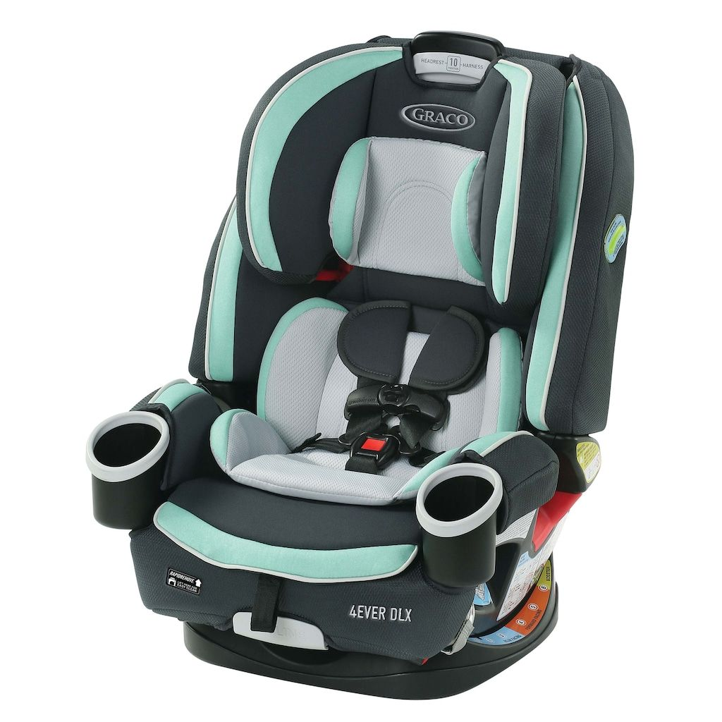 Graco 4Ever DLX 4in1 Convertible Car Seat Kohls (With