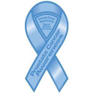 Prostate Cancer Awareness.  Men, GO GET CHECKED!!!