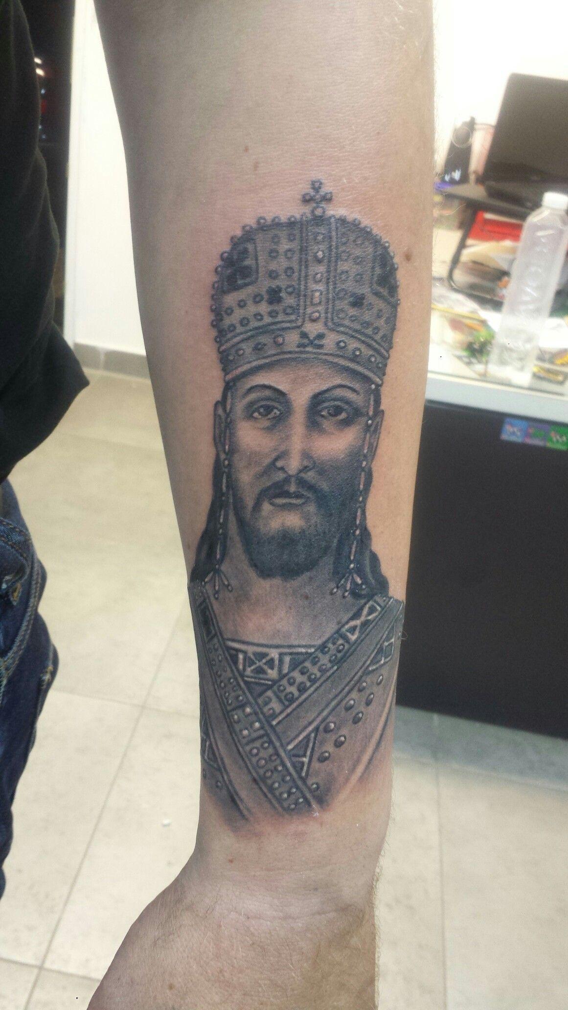 Ortodox Dusansilni Srbija Tattoo Pravoslavlje