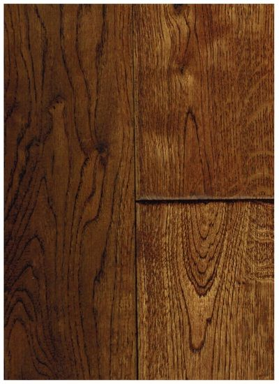Golden Saddle Oak Staircase Remodel Family Room Makeover Flooring