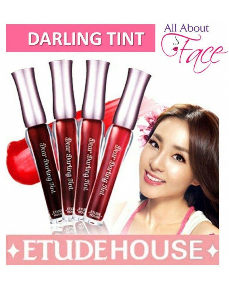 Etude House Dear Darling Tint RM39  #etudehouse #deardarlingtint #tint #etudehousekorea #etudehousemalaysia #etudehouseoriginal #koreanbeautyproduct #beautyproduct
