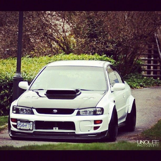 GC8 Impreza  My unicorn  | Curated JDM | Jdm subaru, Cars