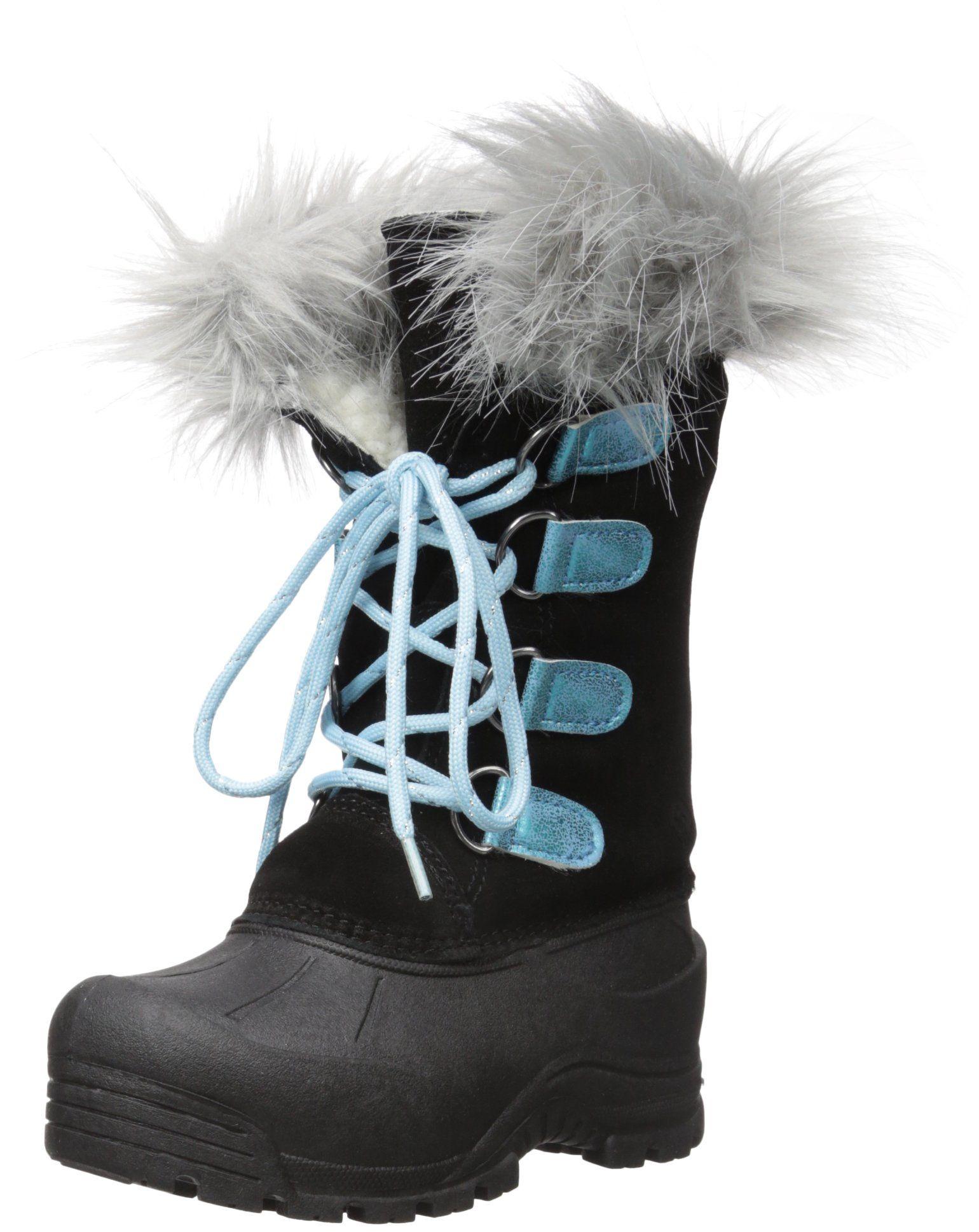 24121f8dd8fa4b Northside Snow Drop II Snow Boot (Little Kid Big Kid)
