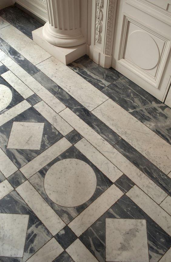 Marble Floor Patern Bedroom Flooring Stone Flooring