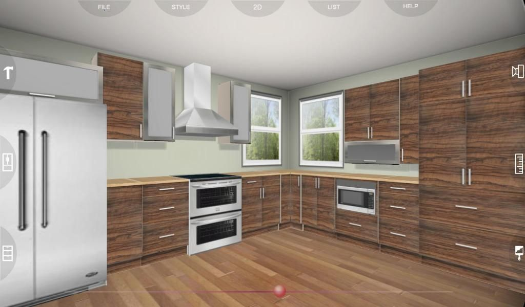 3D Kitchen Design Software Free Download | 3d Kitchen Design ...