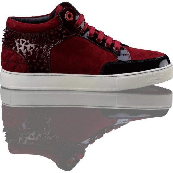 9d24785c3a2fb Shop ROYAUMS KILIAN DEVIL RED WOMEN in Royaums Sale online store with cheap  price. #royaums #kilian #fashion #shoes #sneakers #lifestyle #style #sale  ...
