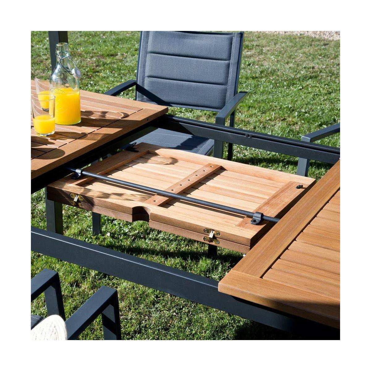 Stol Ogrodowy Oris 100 X 180 240 Cm Drewniany Naterial Stoly Ogrodowe W Atrakcyjnej Cenie W Sklepach Leroy Merlin Outdoor Decor Outdoor Furniture Decor