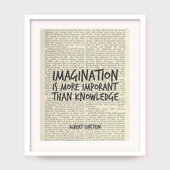 inspirational artwork for office. Albert Einstein Quote Inspirational By Myprintableartshop Artwork For Office