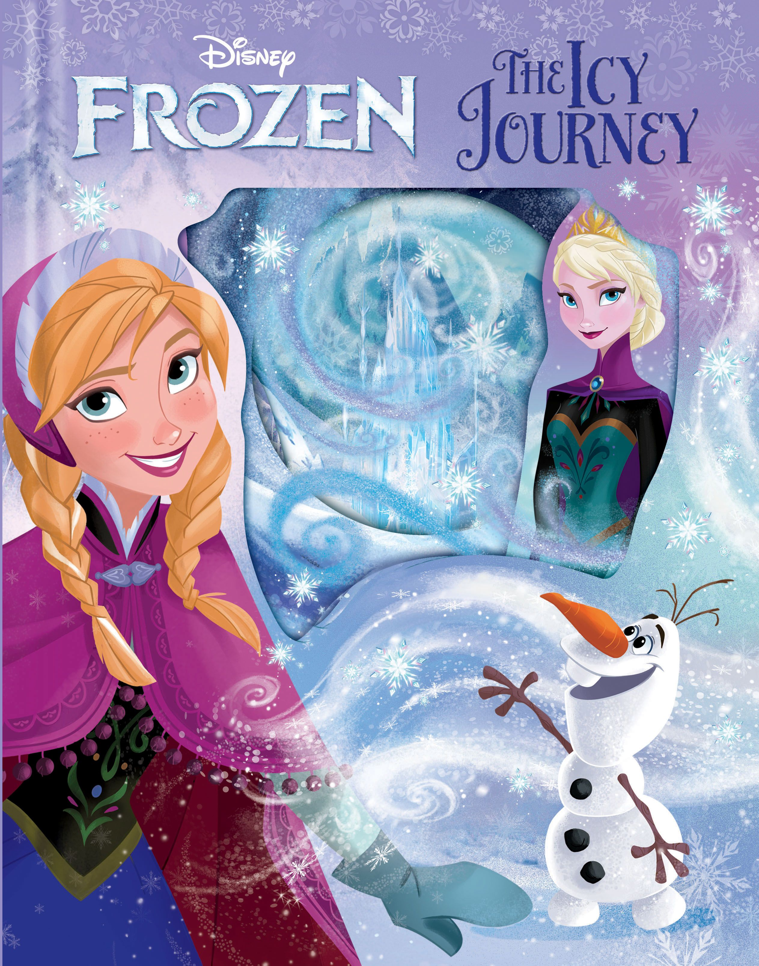 Frozen The Book Chapter 2 Conversation Lesson Plan With