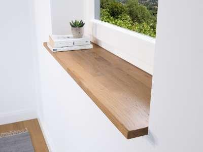 Fensterbank Holz - Eiche Astig Mosaik