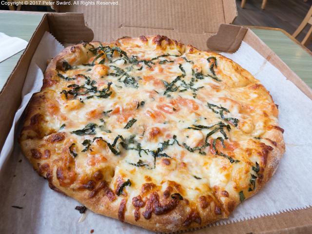 Brothers Taverna Salem Lunch Pizza Boston Blogger