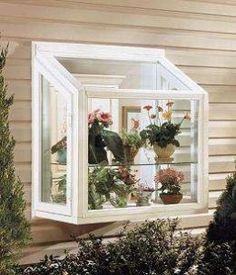 Image Result For Window That Sticks Out Kitchen Garden Window Garden Windows Bay Window Decor