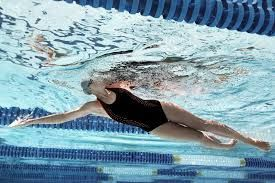 Swimming for Thigh Fat