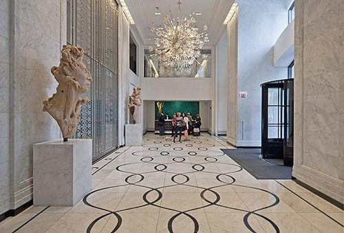 Here Now The Absolute Best Hotel Lobbies In Chicago
