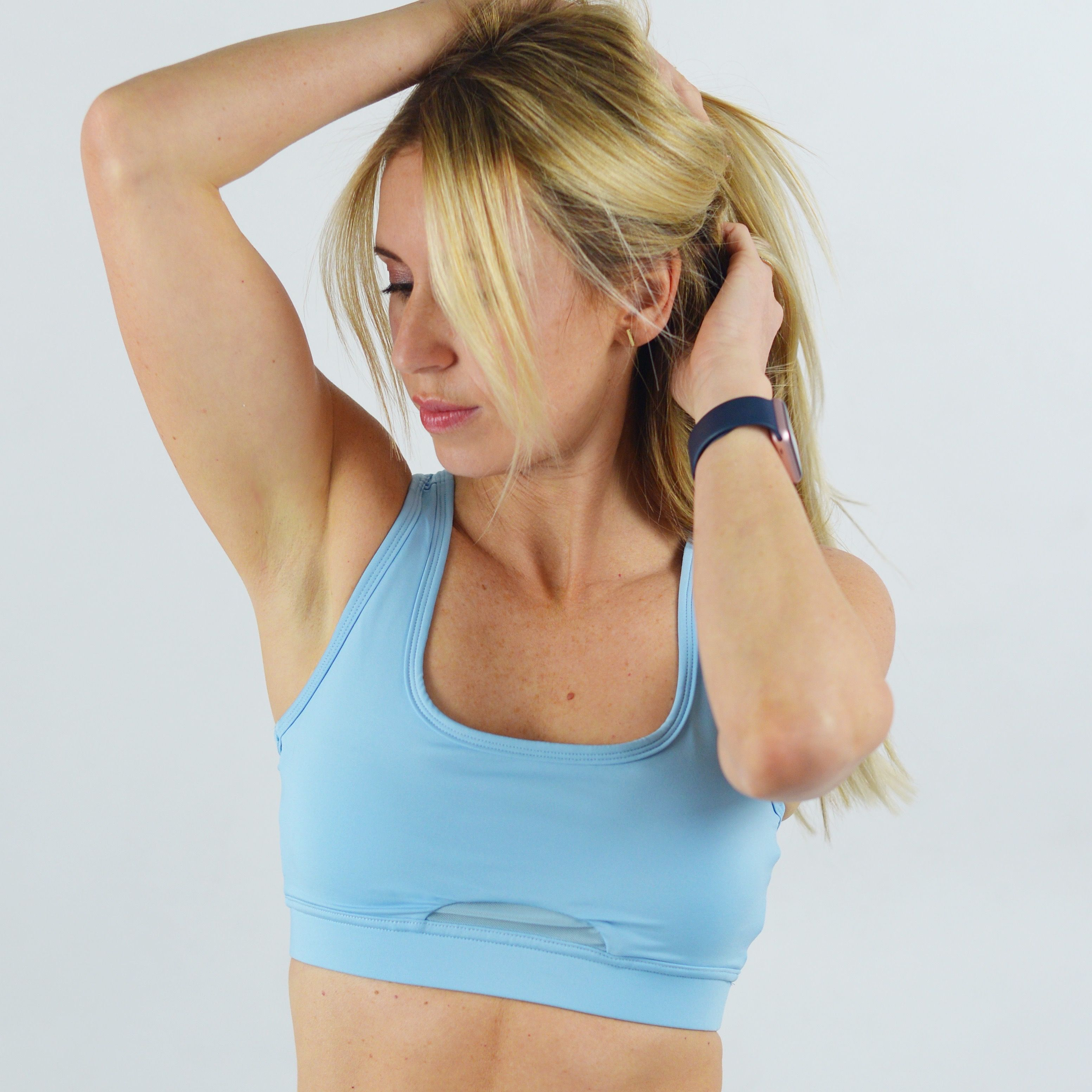 a4ee6b49cf Sky Pocket Bra Designed with a pocket in the back to store your phone or key