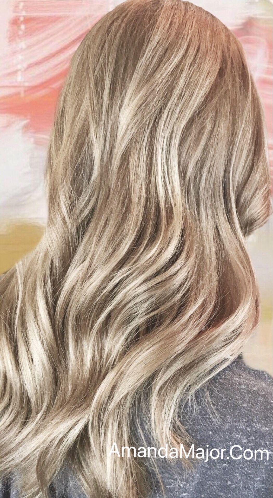 Best Balayage Hair Amandamajor Boca Raton Delray Beach