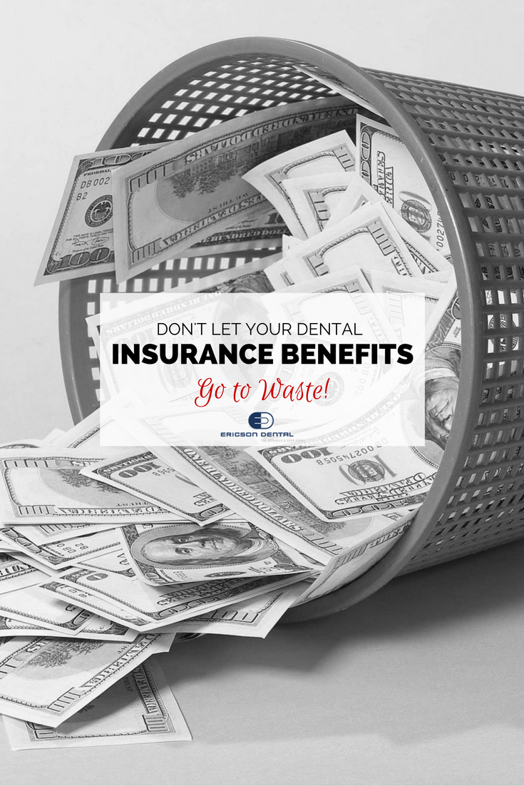 5 Reasons To Use Your Dental Insurance Before The New Year