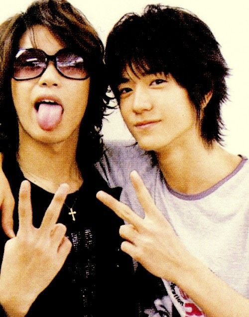 Hey Say JUMP! Takaki Yuya , Nakajima Yuto #takaki  #heysaybest handsome japan boys actor singer Johnnys