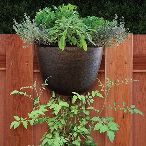 Akro Mils Vertical Hanging Garden Planter