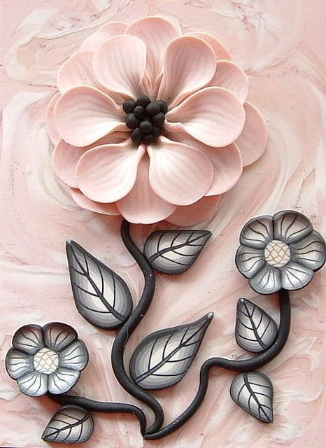 All sizes | Pink Loves Black ACEO | Flickr - Photo Sharing!