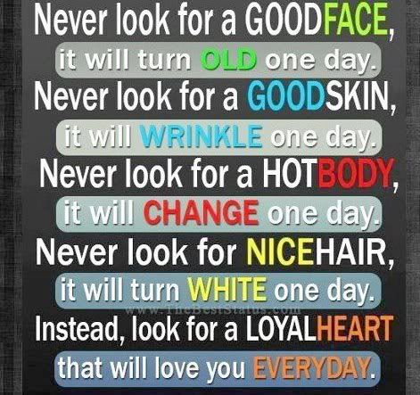 NEVER….