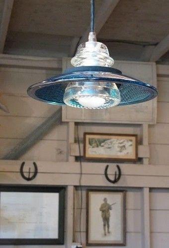 Boho Wall Lamp