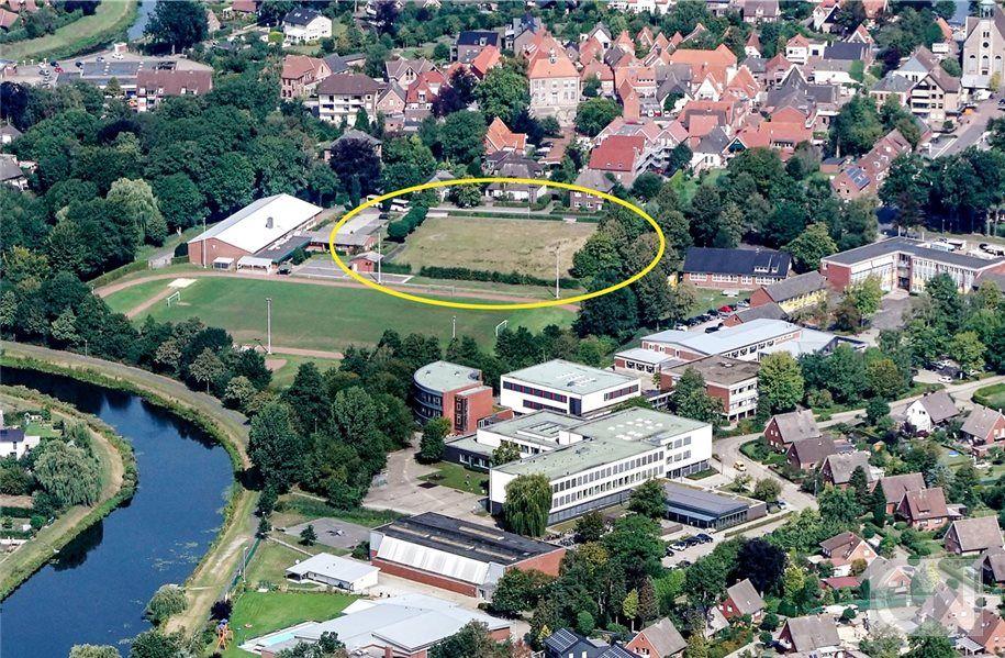 Neuenhaus Setzt Den Bau Boom Fort Grafschaftbentheim In 2020