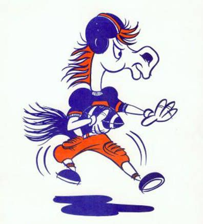 Buster Bronco (mascot)  Historic Boise State All things Boise