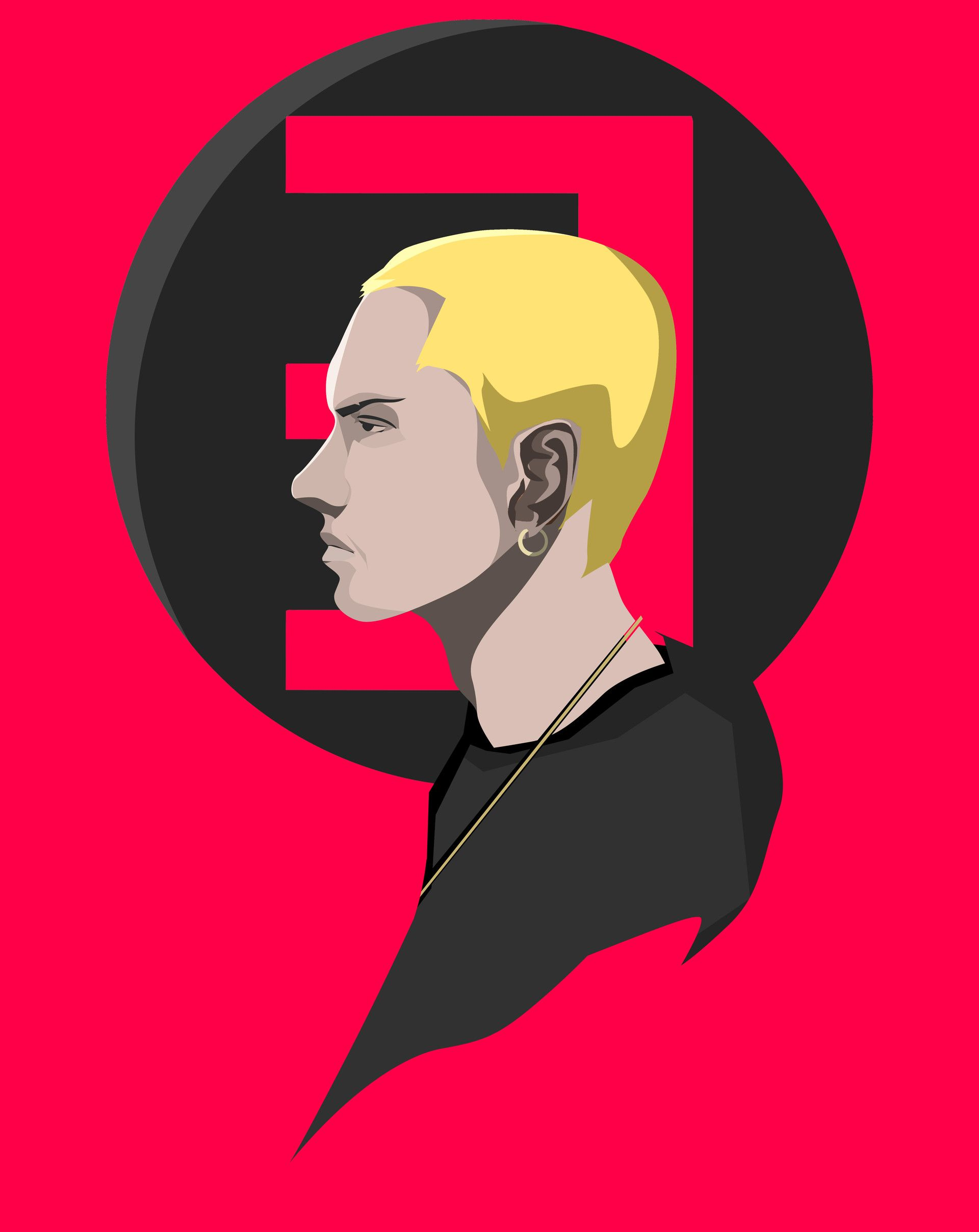 Pin By Her Sisters Keeper On Fanart In 2020 Eminem Wallpapers Eminem Drawing Eminem Rap