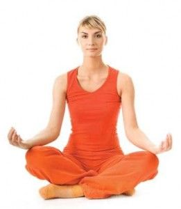 Yoga heals the mind and body...