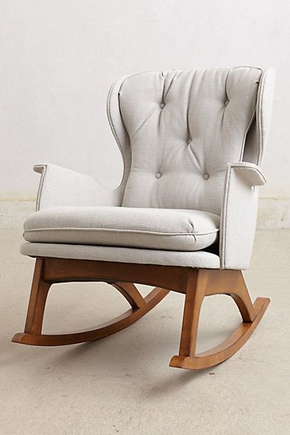 Best of Not a big fan of rockers but I love this A rocker is one thing I wish I had for Carson maybe next kid HD - Contemporary best nursery rocking chair Top Search